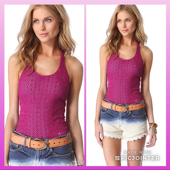 a6b14e893ae59 Intimately Free People Seamless Stretch Halter
